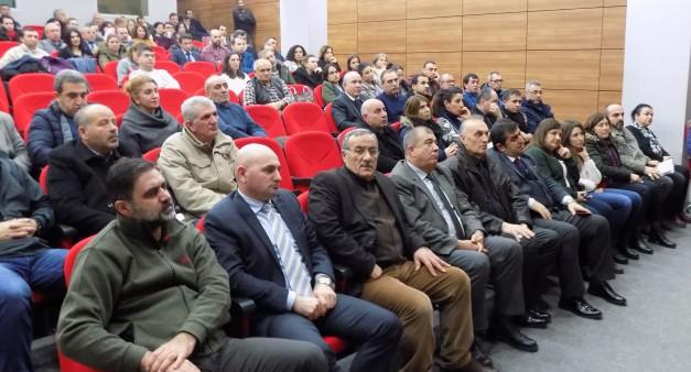 Personel Servis Sorumluları İle Değerlendirme Toplantısı Yapıldı
